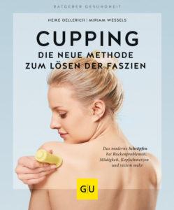Cupping Buch. die Methode zum Lösen der Faszie