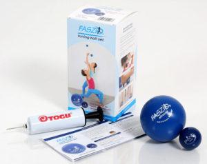 FASZIO® tuning Ball-Set für den Kursbereich und zur Selbstmassage