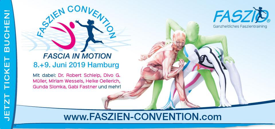 Faszien Convention Hamburg 2019