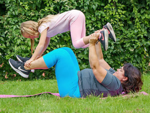 Kinder in Bewegungsfreude – Spaß und freie Entwicklung durch inklusives Faszientraining