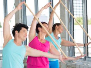 FASZIO® Fortbildung Faszientraining in der Group-Fitness: aus 1 mach 7
