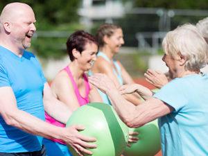 FASZIO® Fortbildung Faszientraining im Alter – FASZIO® Seniors