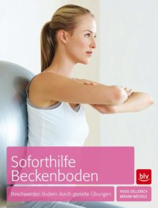 Soforthilfe Beckenboden, Buch, Heiek Oellerich, Miriam