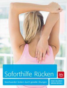 Soforthilfe Rücken, Buch, Heiek Oellerich, Miriam